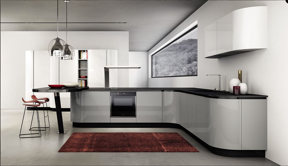 Cucine Hi Tech. Interesting Immagine With Cucine Hi Tech. Latest Il ...